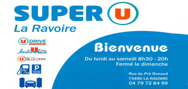 superU-ravoire
