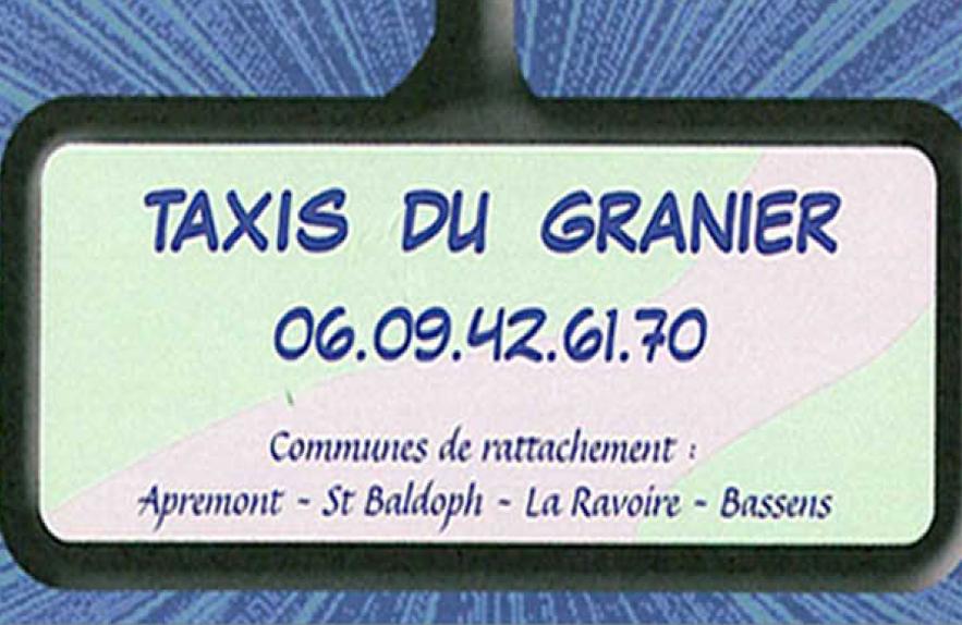 taxis-granier